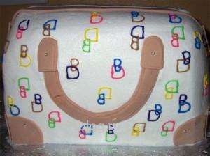 Торт сумка пошаговые фото