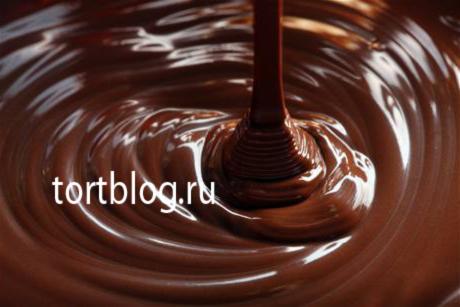 Как расплавить шоколад?