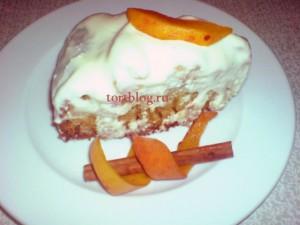 p111 300x225 Персиковый пирог