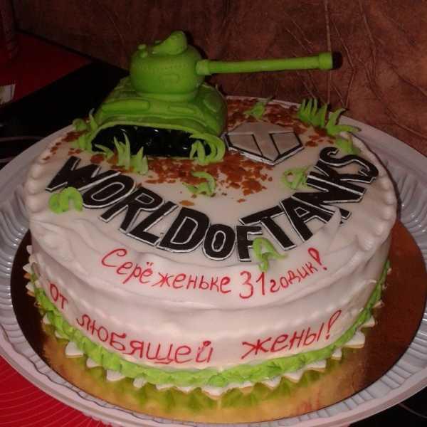 с днем рождения торт текст